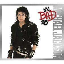 MICHAEL JACKSON - BAD 25 2CD 25th ANNIVERSARY EDITION (New & Sealed) Inc Rare