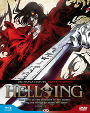 Hellsing Ultimate Vol. 1 OVA 1-2 (Blu-Ray+Dvd) DYNIT