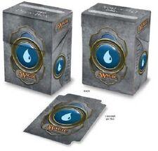 Ultra Pro MTG Magic the Gathering Supplies Blue Mana Deck Box Series 3 (Island)