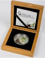 2016 SCENT OF PARADISE COCONUT 25g Silver Proof Coin