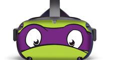 TurtlePurple Skin that fits the Oculus Quest