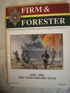 Worcestershire Sherwood Regiment Journal British Army Military History Mercian
