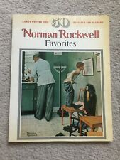 Norman Rockwell Favorites 50 Large Size Poster And The Best Of Norman.
