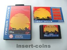 Le roi lion/the Lion King-sega Mega Drive/MD/pal/200
