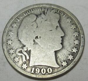 1900-O Barber Half (#212VV)