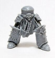 Warhammer 40K forgeworld mundo caprichosos Khorne Lord zhufor piernas