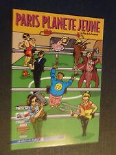 CPM Paris Planète Jeune