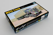 M915 TRUCK (Trailer & Container) U.S. ARMY 1/35 TRUMPETER PLASTIC KIT