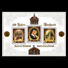 Austria 2004 - 150th Wedding Anniv Elisabeth & Franz Royalty - Sc 1952 MNH