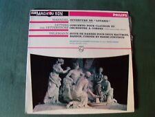 HAENDEL, Lotario - DITTERSDORF - TELEMANN / FOLKWANG, DRESSEL LP PHILIPS 641.995