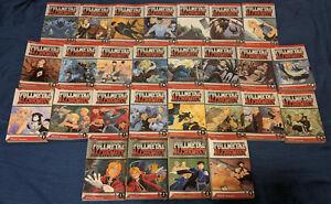 Fullmetal Alchemist Manga Vol. 1-27 !COMPLETE SERIES LOT! *ENGLISH / 1ST PRINTS*