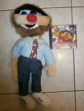 ( ORIGINAL ) AGRO CARTOON CONNECTION  PUPPET ** EXTREMELY RARE**
