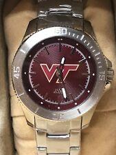 Jack Mason Womens Virginia Tech Hokies Watch JMU-1004-VT New Batt Runs Gr8