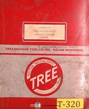Tree Journeyman 300, CNC Milling Machine, Programming and Operations Manual