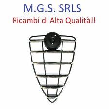 Griglia Maschera Scudo Radiatore Anteriore ALFA ROMEO MITO Cromata 2008/2013