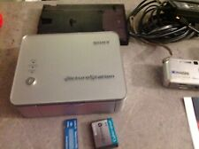 Sony Cybershot 7.2mp carmera (DSC-P200) and Picture Station (DPP-FP30)