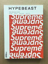 HYPEBEAST 5 The Process Issue SUPREME Magazine Louis Vuitton KAWS Nike Bape