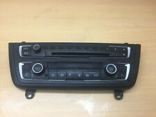 Genuine Used BMW Climate Control Panel F30 F31 9226784