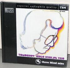 XRCD TBM XR 0073: Hideo Ichikawa Trio - Tomorrow - OOP 1997 Japan SEALED