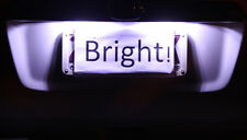 Bright White LED Number Plate Lights for Holden VT VX VY VZ  VE VF Commodore