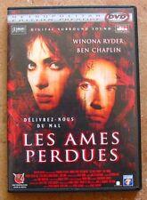 DVD LES AMES PERDUES - Winona RYDER / Ben CHAPLIN / John HURT
