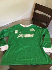 Vintage Chicago Power Scott Kreitmeir Green Game Worn Jersey Adidas NPSL