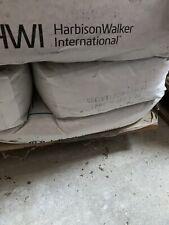 GreenKleen 60 Plus Refractory Cement 55 pound bag Harbison Walker Forge Furnace