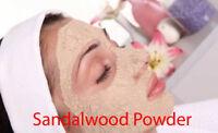 Pure Sandalwood Powder Ayurveda Ceylon  Free ship
