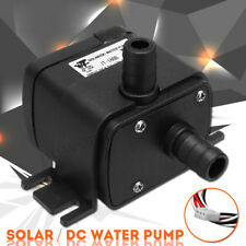 Solar/DC 12V 5W Micro Brushless Submersible Pump Motor for PC Water Cooling