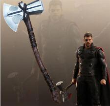 Avengers: Infinity War Thor Cosplay Stormbreaker Hatchet Cos Prop PU Axe New