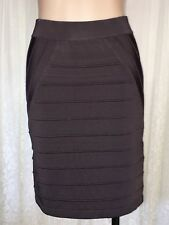 CYLK LUXE BLEND BANDAGE STYLE HIGH WAIST STRETCH SKIRT SIZE 3