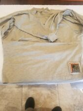 USMC Frog Gear Flame Resistant Long Sleeve T-Shirt Size Large