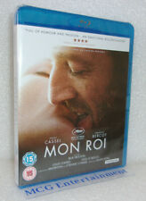 Mon Roi (Blu-ray, 2015) French Film, Vincent Cassel, Emmanuelle Bercot - NEW
