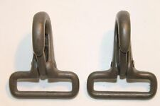 Military Vehicle Doorway Strap Snap Hook Set Willys MB Ford GPW Dodge WC, JEEP