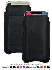 iPhone 11 Pro/Xs WALLET CASE | Screen Cleaning Sanitizing NueVue iPhone Sleeve