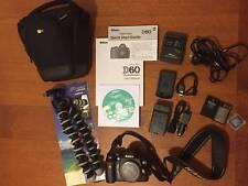 nikon d60 DLSR camera package