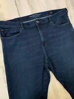 Banana Republic The Traveler Slim Fit Jeans 38x32 Stretch