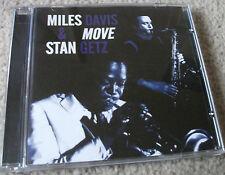 CD Miles Davis & Stan Getz - Move (2003)
