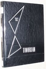 1967 Tinora High School Yearbook Annual Defiance Ohio OH - Tinorian