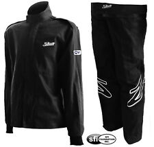 ZAMP ZR-10 SFI-1 Auto Racing Suit- 2-Piece Jacket and Pants - SFI 3.2A/1 Rated