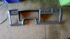 95-97 Chevy GM OEM Instrument Cluster & Accessory Trim Panel Bravada Blazer