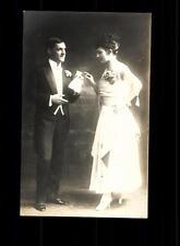 Hollina e Sebold cartolina 20er o 30er ANNI # BC 79054
