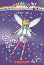 Lexi the Firefly Fairy (Rainbow Magic Night Fairies #2) by Daisy Meadows