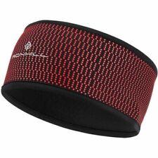 Ron Hill Wind Block Headband Black/Pink Size M/L rrp£15