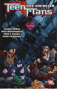 Teen Titans: Life and Death (1st Printing) DC Comics 2006 VF