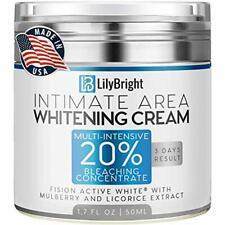 Lilybright Whitening Cream With Alpha Arbutin - Made in USA - Dark Spot Correcto