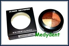 MAC EYE SHADOW FARD A PAUPIERES 0.06oz/1.8 g (SHADE GOLDEN HOURS) NEW IN BOX