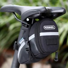 ROSWHEEL Bicycle Saddle Bag Seat Post Storage Tail Pouch Cycling MTB Road Bike