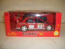 Gate 09043, Mitsubishi Lancer EVO VII, WRC2002, Radio Control Car, 1/24, NEU&OVP
