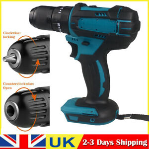 For Makita DHP483Z 18v LXT Brushless Combi Drill Cordless Impact Drill Body Only